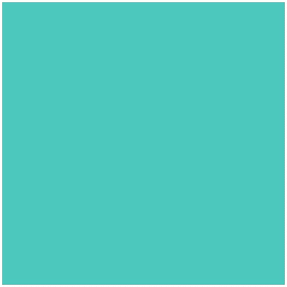 Jillson Roberts 6-Roll Count All-Occasion Matte Finish Gift Wrap Available in 22 Solid Colors, Robin's Egg Blue pwrupdgf4367