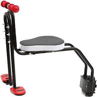 صندلی دوچرخه TWSOUL برای کودک ، تعویض سریع صندلی کودک جلو / صندلی کودک ، صندلی ایمنی قابل تنظیم برای کودک نوپای کودک (تا 110 پوند)