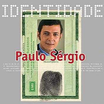 Identidade - Paulo Sergio