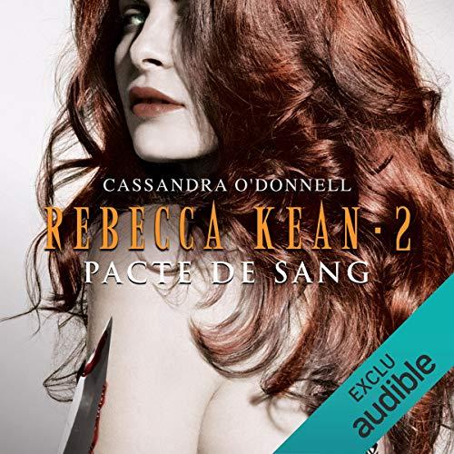 Pacte de sang audiobook cover art