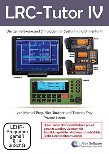 LRC-Tutor IV - Die Lernsoftware für Seefunk und Binnenfunk