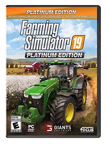4 - Farming Simulator 19 Platinum Edition (PC) - PC