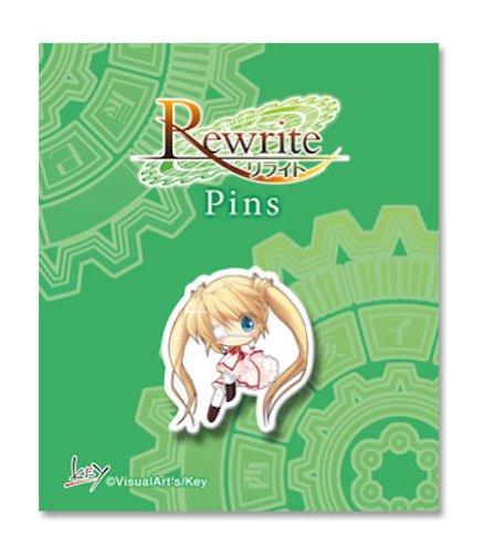 Rewrite Pins D Nakatsu Shizuru (japan import)