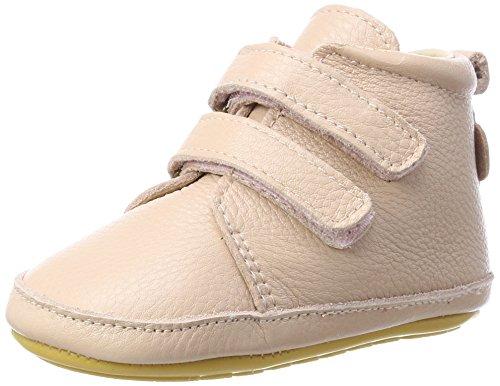 Move by Melton Unisex Baby Move Prewalker Lauflernschuh mit Klett Krabbel- & Hausschuhe, Pink (Chintz Rose), 24 EU
