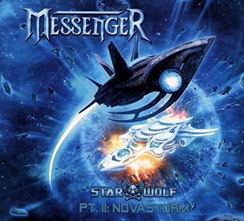 Messenger: Starwolf-Pt.II: Novastorm (LTD. Digipak) (Audio CD (Limited Edition))