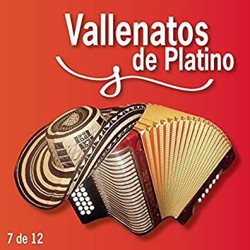 Vallenatos De Platino Vol. 7