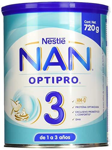 leche nido de bebe fabricante Nestlé