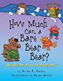 How Much Can a Bare Bear Bear?: What Are Homonyms and Homophones? (Words Are CATegorical ®) (English Edition)