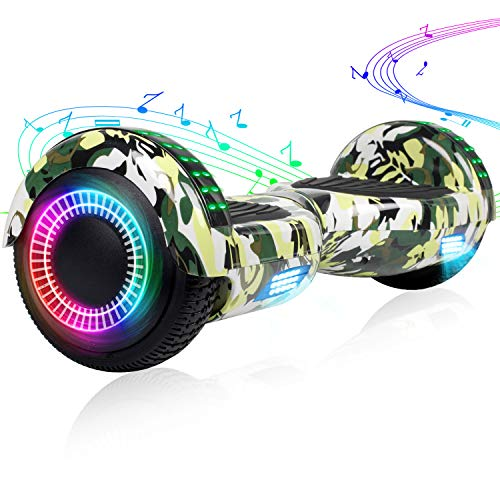 EPCTEK Hoverboard for Kids Two-Wheel Self Balancing Hoverboard