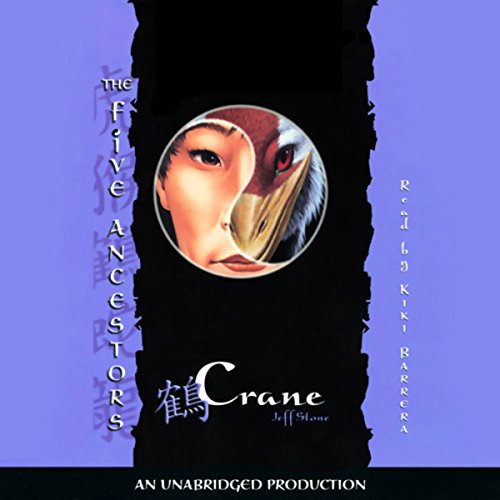 Crane audiobook cover art