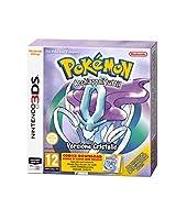 La confezione include un codice download che permette di scaricare il relativo gioco dal Nintendo eShop di Nintendo 3DS; nella confezione non è inclusa alcuna cartuccia Pokémon Cristallo ripropone le rivoluzionarie innovazioni presenti in Pokémon Oro...