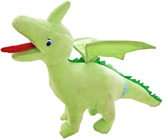 55 Centimeter, 21 Inch Soft Cartoon Cuddly Large Dinosaur Dragon Plush Toy