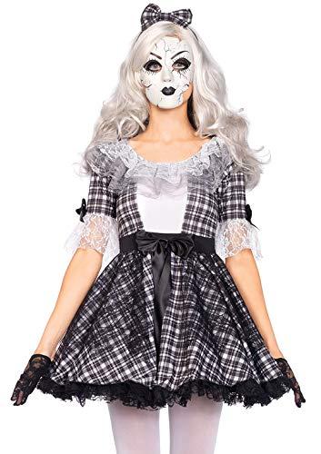 Leg Avenue 85511 - Disfraz de muñeca de Porcelana Pretty