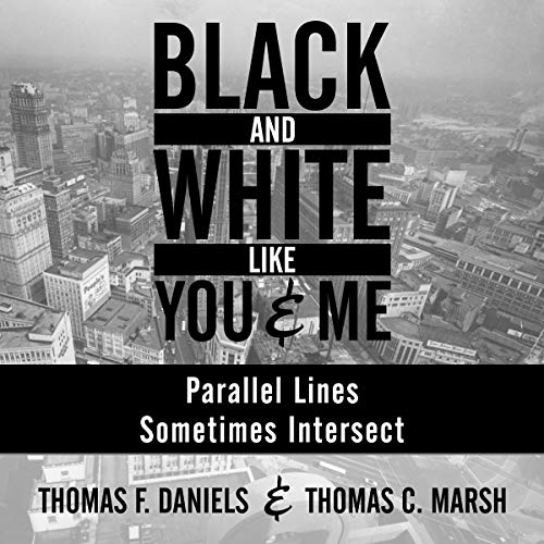 Black and White Like You and Me cover art