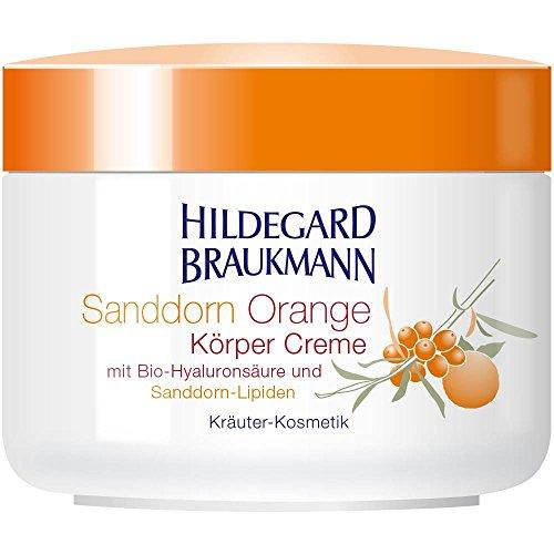 Hildegard Braukmann Sanddorn Orange Körper Crème, 2er Pack (2 x 200 ml)