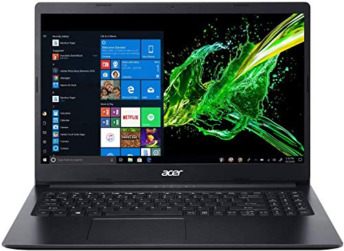 Acer Aspire 1 15.6' Full HD Laptop Intel Celeron N4120, 4GB RAM - 64GB eMMC Windows 10
