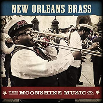The Moonshine Music Co: New Orleans Brass