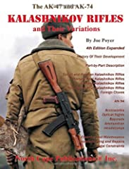 This book contains the most complete and up-to-date examination of the famed Kalashnikov rifle yet t
