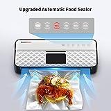 Zoom IMG-1 bonsenkitchen macchina sottovuoto per alimenti