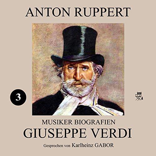 Giuseppe Verdi (Musiker-Biografien 3) Titelbild