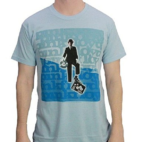 T-Shirt (Unisex-S) Wywh Invisible Man (Sky Blue) [Import Anglais]
