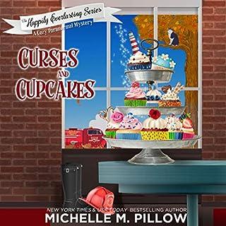 Page de couverture de Curses and Cupcakes