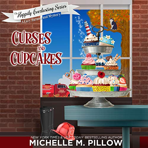 Curses and Cupcakes audiobook cover art