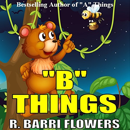 """B"" Things audiobook cover art"