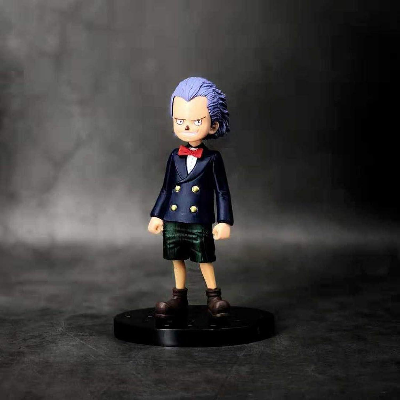 JSFQ Spielzeug Statue Spielzeug Modell Cartoon Charakter Geschenk Dekoration Geburtstagsgeschenk 15CM