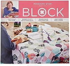 Quilting Idea Book Block Magazine Winter 2016 Vol 3 Issue 1 by Jenny Doan; Missouri Star Quilt Company; Natalie Earnheart (2016-08-02)
