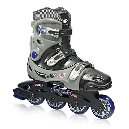 Pacer Voyager Adult Recreational Inline Skates sz 5