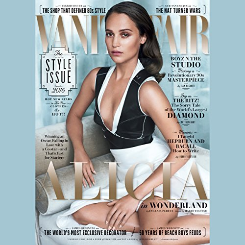 Vanity Fair: September 2016 Issue                   By:                                                                                                                                 Vanity Fair                               Narrated by:                                                                                                                                 various narrators                      Length: 3 hrs and 22 mins     Not rated yet     Overall 0.0