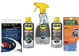 WD-40 Kits de limpieza para coche