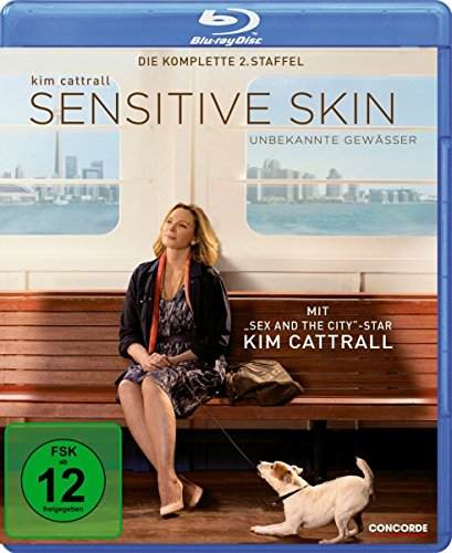 Sensitive Skin - Die komplette 2. Staffel [Blu-ray]