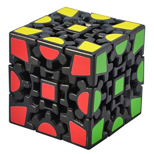 TOYESS Cubo Engranajes,3D Puzzle Gear Cube 3x3x3 Rompecabeza