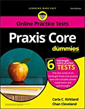 Praxis Core For Dummies with Online Practice Tests (For Dummies (Career/Education))
