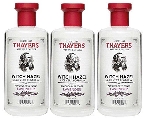 Thayers Lavender Witch Hazel 12 fl.oz 6 pack