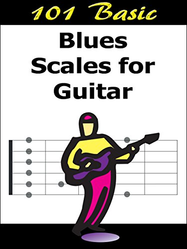 101 Basic Blues Scales (101 Basic Guitar) (English Edition)