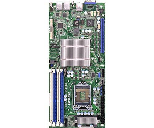 ASRock E3C224D4HM Intel C224 LGA 1150 (Socket H3) Placa Base para - Servidor (Intel, LGA 1150 (Zócalo H3), Intel® Celeron®, Intel® Pentium®, DDR3-SDRAM, 1333,1600 MHz, Dual)