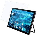 atFolix Schutzfolie kompatibel mit Wortmann Terra Pad 1162 Folie, ultraklare FX Bildschirmschutzfolie (2X)