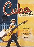 Cuba - A Musical Journey 3 CD box set