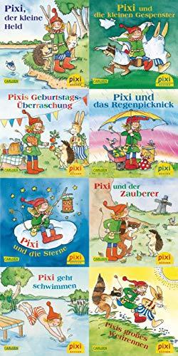 Pixi-8er-Set 226: Alles Gute zum Geburtstag, Pixi! (8x1 Exemplar) (226)