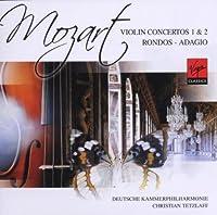 Violin Concertos 1 & 2 / Adagio K 261 / Rondos K