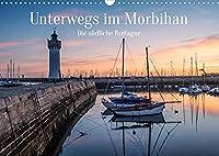 Unterwegs im Morbihan (Wandkalender 2022 DIN A3 quer): Faszinierende Eindruecke aus der suedlichen Urlaubsregion der Bretagne (Monatskalender, 14 Seiten )