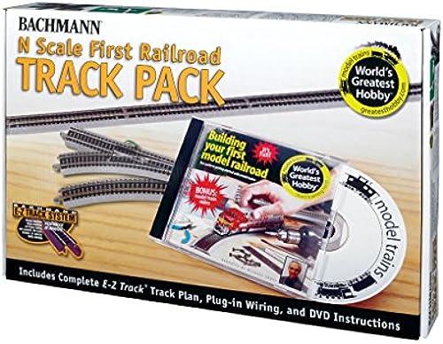 Bachmann World 's Greatest Hobby Track Pack n Ma ab