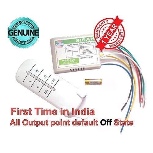 Light Switch: Buy Light Switch Online at Best Prices in ... on