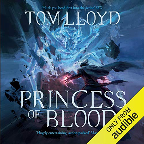 Princess of Blood cover art