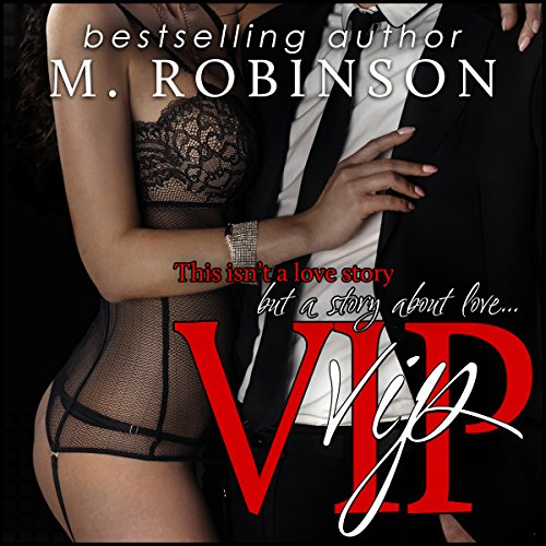 VIP audiobook cover art