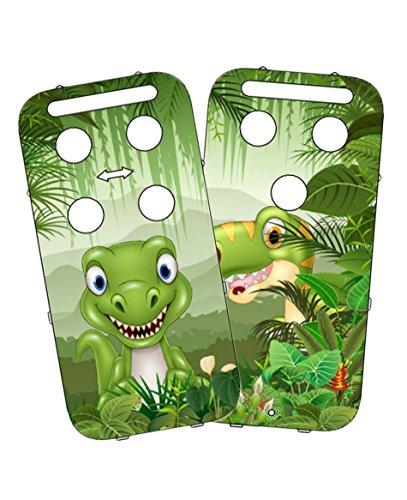 Vital Innovations 328288 _ Dino capidi Cache pour babyphone Vert