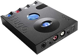 Chord Hugo 2 Transportable DAC Headphone Amplifier (Black)